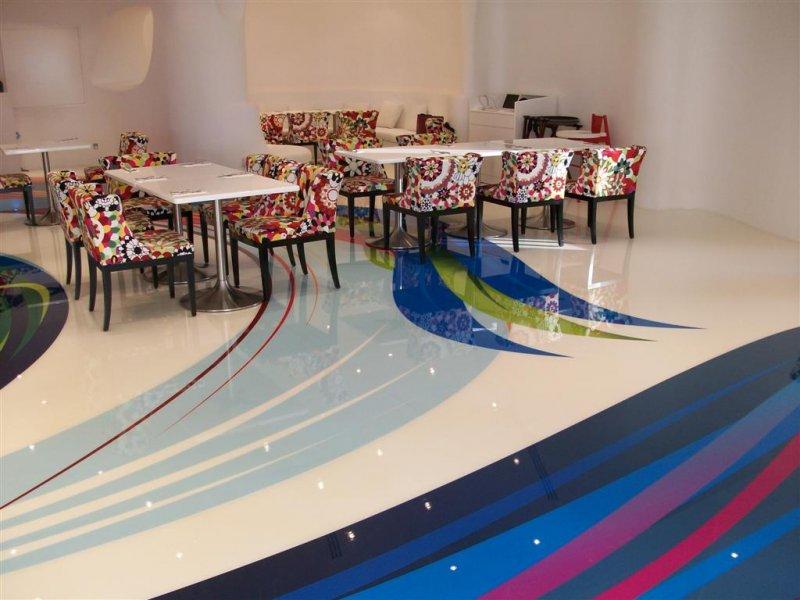 Flooring Services Design Gallery : Concrete gallery crete rite llc services